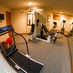 Angel Point Fitness Room